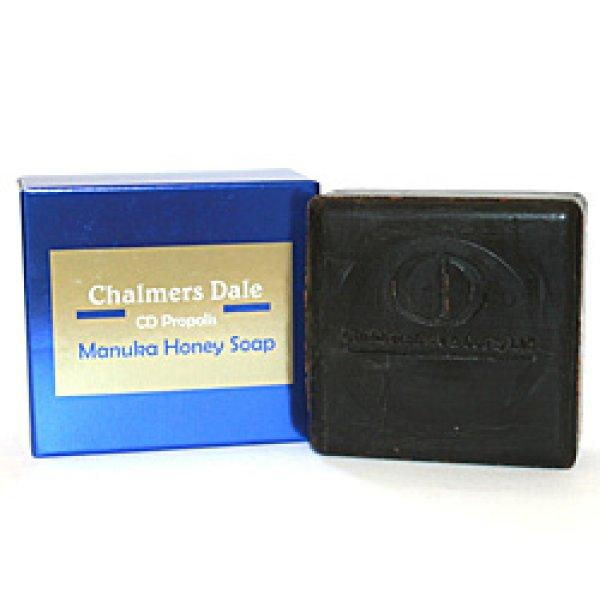 画像1: Chalmers Dale プロポリス&ハニーソープ(プロポリス石鹸)100g (1)